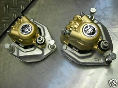2x BRAKE CALIPERS RERSTORED- DIFF. COLOURS SR 500 XJ 550 650 XS 400 850 750 1100