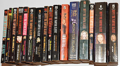 BUFFY THE VAMPIRE SLAYER & ANGEL book novel (Paperback) CHOOSE YOUR OWN Books