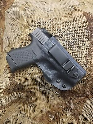 GUNNER'S CUSTOM HOLSTERS fits GLOCK 43X IWB Concealment Customize