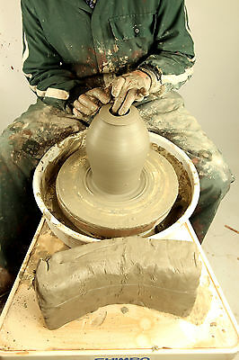 Buff Clay SCB Ceramics Pottery Sculpture 25kg (2 bags)