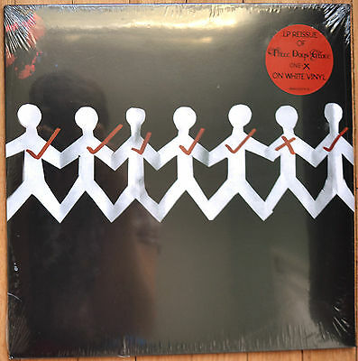 Three Days Grace - One X Vinyl LP WHITE Colored New Sealed