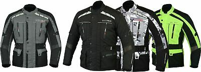 MBSmoto MJ21 Waterproof Motorcycle Bike Scooter Touring Urban Jacket