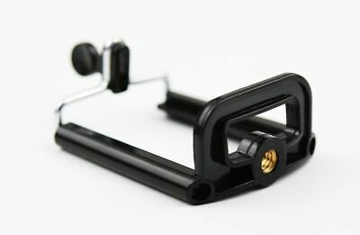 Cell Phone Clip Tripod Holder Mount Adapter For iPhone 5C 5S 6 Plus Samsung