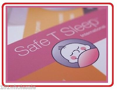 ❤ New Safe T® Sleep Sleepwrap® Classic Safer Positioner Stable Comfortable WRAP
