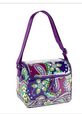 NWT Vera Bradley RARE Stay Cooler HEATHER ~ SOLD OUT ~ FREE SHIPPING