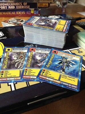 Digimon Card Deck - All 1st edition