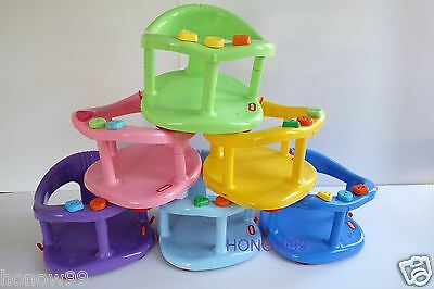 New Baby Bath Ring Seat Tube By Keter To Help Mother Infant Non Toxic Anti Slip