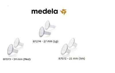 NEW- Medela  PERSONALFIT Breast Shields option: 1; 2;4;6;8 or 10- Genuine