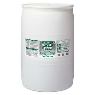 Crystal Industrial Cleaner/Degreaser, 55gal Drum - SMP 19055