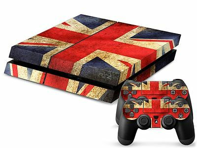 Video Game Accessories Xillzone A0163 Decal Skin Protective Sticker For Sony Ps4 Console Controll