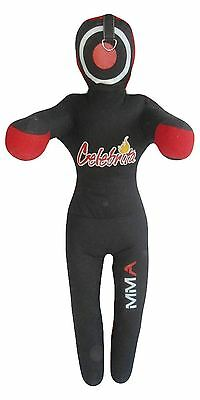 Celebrita Italy MMA Judo Grappling Dummy w open hands and 3 straps