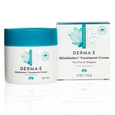 Derma E Skinbiotics Treatment Creme 4 oz, EXP 10/2019