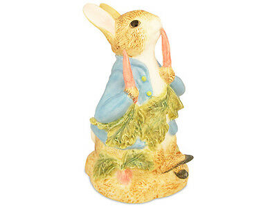 NEW Beatrix Potter Peter Rabbit In the Garden Money Bank