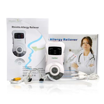 FDA CE Proved Hay Fever Allergy Reliever Allergic Rhinitis Treatment Device New