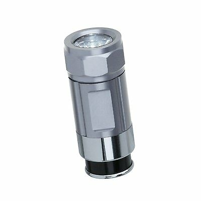 NEW Swiss Tech Auto 12 volt Flashlight Recharges in Cigarette Lighter LED Bulb