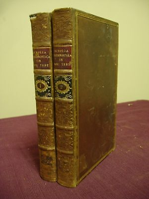 Greek Bible with Bookplate of Bishop Philpott's Library, Truro Cathedral Library • CAD $503.92