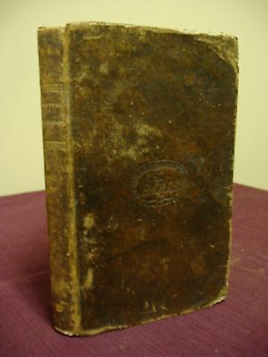1840 French New Testament, Full Leather