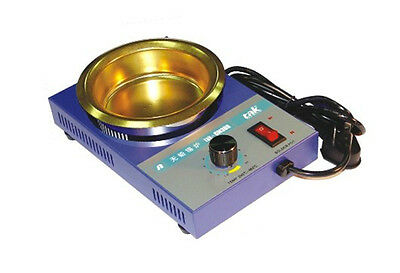 Tin Lead Free Soldering Pot Solder Pot/Bath/Bar Melting Pot 250W Temp 200~480℃