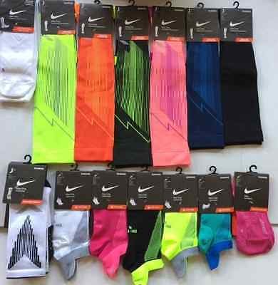 Nike Elite Support, Compression, cushioned or lightweight  Running socks
