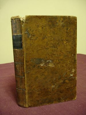 1823 New Testament, KJV Luther Roby, Concord NH