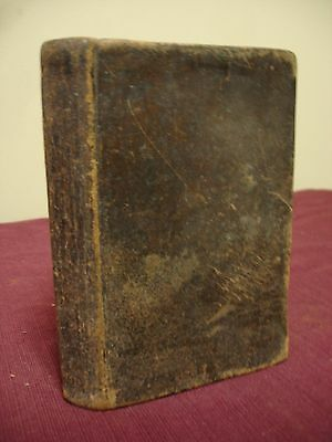 1823 New Testament, KJV Luther Roby, Concord, NH
