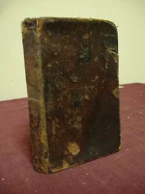 Bible KJV 1843 - American and Foreign Bible Society