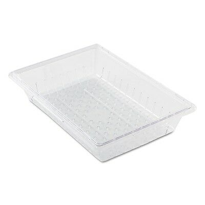 ProSave Colander for Food Box, Clear, Plastic, 18''W x 26''D x 5''H - RCP 3303 C