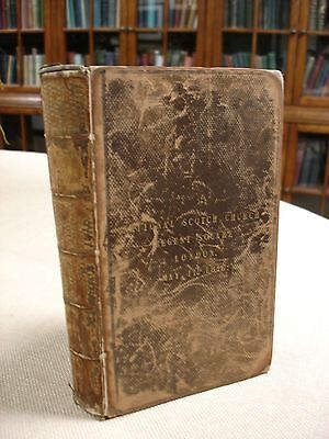 Confession of Faith - engraved and signed - 1827