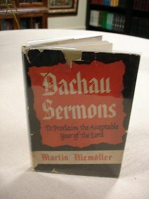 Dachau Sermons - 1946 - Inscribed -WVB-9