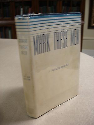 Mark These Men written and signed by J. Sidlow Baxter - 1947