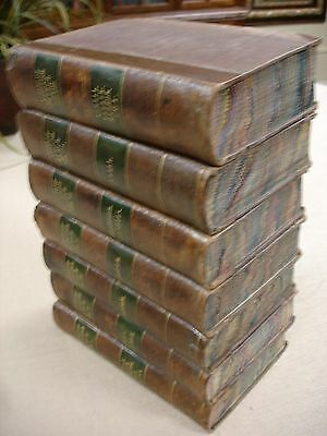 The Fathers of English Church (7 of 8 Volumes) - 1807 - Bible - FBHP-5