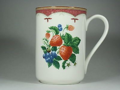 Mikasa ULTIMA Berry Delight Mug Excellent