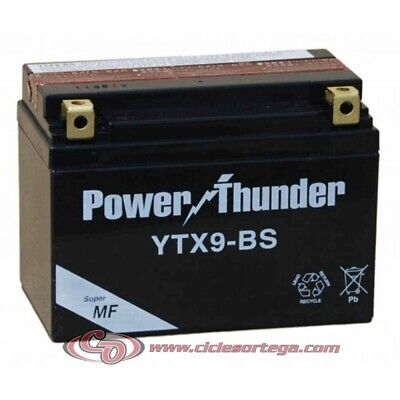Bateria POWER THUNDER YTX9-BS