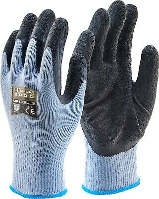10 Pairs - Click 2000 MP1 Multi Purpose Work Builders Safety Gloves Sizes M L XL