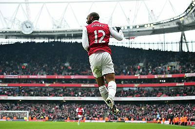 Thierry Henry - Arsenal FC - A1/A2/A3/A4 Poster / Photo Print