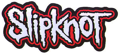 New Slipknot Heavy Metal Band sticker/decal.