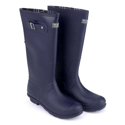NEW Briers Blue Wellington Boot Size UK8 / AUS10