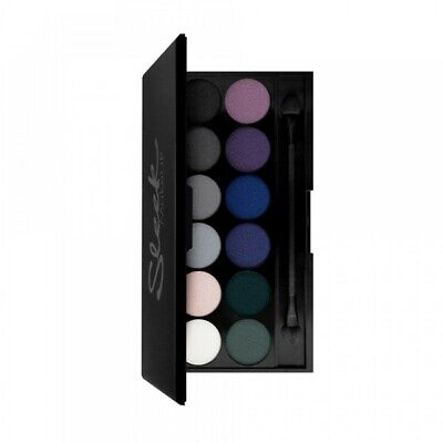Sleek Makeup Make Up I-Divine 12 Colour Eyeshadow - Bad Girl Fast