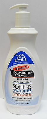 Palmer's Cocoa Butter Formula With Vitamin E Lotion 24 Hour Moisture 500Ml