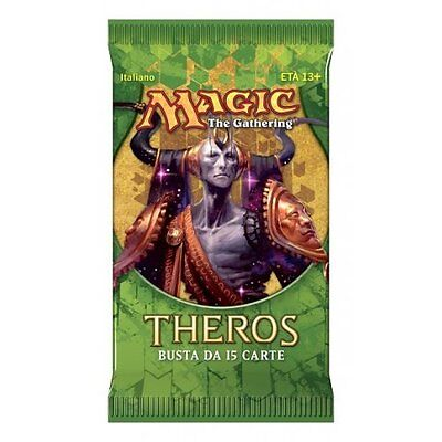 MTG THEROS * Booster Pack (15 cards) [ITALIAN]