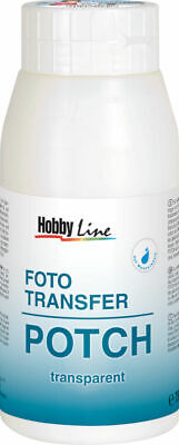 Foto Transfer POTCH Hobby Line 750ml transparent (1.60EUR/100ml) Kreul