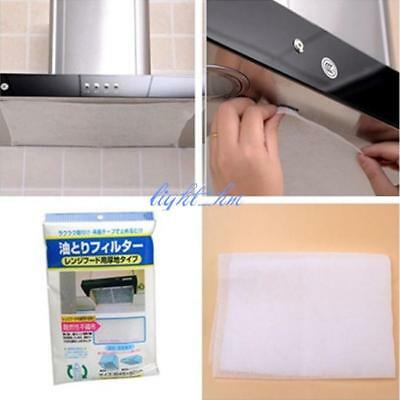 Universal Cooker Hood Filter Extractor Fan Grease Filter Paper Home Kitchen LH