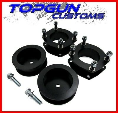 "2006-2010 Jeep Commander XK 3"" FRONT + 3"" INCH REAR FULL STEEL Lift Leveling Kit"