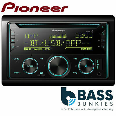 Pioneer FH-X720BT Bluetooth USB CD MP3 AUX In Car Stereo Radio Android Player