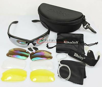 Daisy C3 Desert Storm Sun Glasses Bicycle Goggles Tactical eye Protective Riding