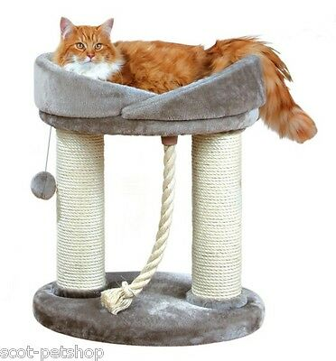 Marcela Cat Scratching Post With Cuddly Bed 60 cm