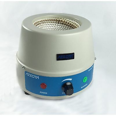Azzota HM-500, Heating Mantle - 500ml, 250W, Maximum temperature 420C (790F)