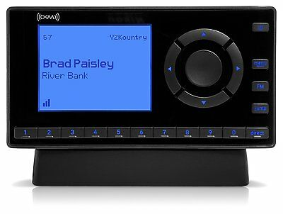 SiriusXM Satellite Radio XEZ1H1 with Home Kit - New! ** Dented Product Packaging