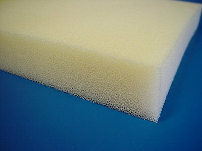 """2""""x 30""""x 72"""" Dry Fast Reticulated Foam Sheets"""