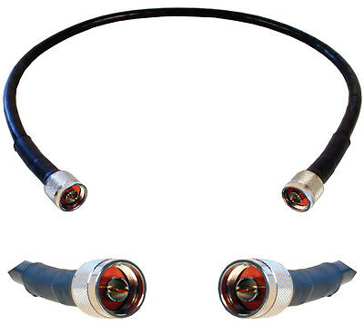 Wilson 952302 2' WILSON400 Ultra Low Loss Coax Cable 952302